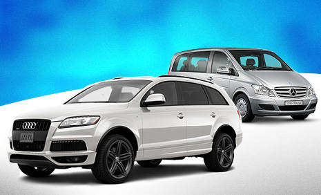 Book in advance to save up to 40% on 6 seater car rental in Faro