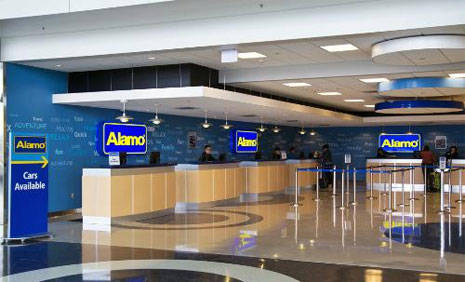 Book in advance to save up to 40% on Alamo car rental in Lisbon - Campo Grande