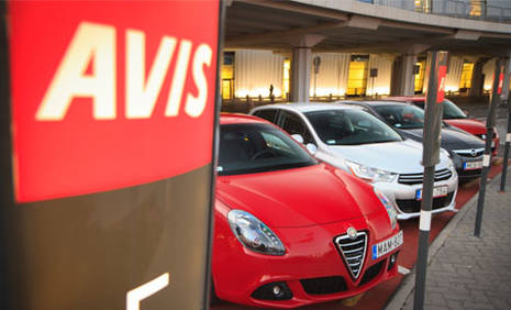 Book in advance to save up to 40% on AVIS car rental in Lisbon - Marques