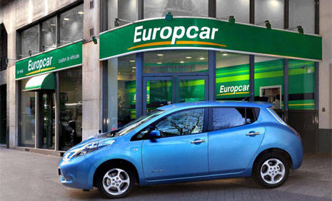 Book in advance to save up to 40% on Europcar car rental in Lisbon - Marques