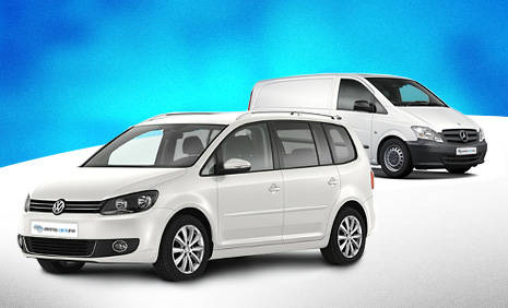 Book in advance to save up to 40% on VAN Minivan car rental in Pero Pinheiro