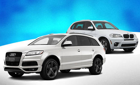 Book in advance to save up to 40% on SUV car rental in Faro